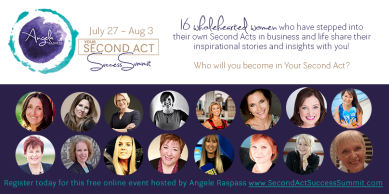 Speakers for the 2015 Second Act Success Summit